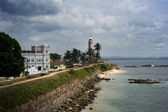 Fort in Galle — Stock Photo