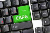 Earn — Stock Photo