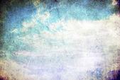 Vintage gökyüzü — Stok fotoğraf