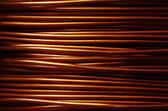 Copper background — Stock Photo
