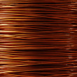 Copper background — Foto de Stock
