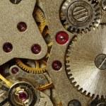 Clock mechanism — Stock Photo #5088496