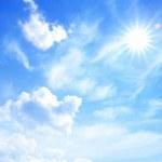 Blue sky — Stock Photo #5098884