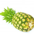 Fresh pineapple - Zdjcie stockowe