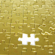 Puzzles background — Stock Photo #5284049