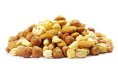 Assorted mixed nuts — Stock Photo