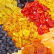 Dried fruits — Stock Photo #5334196