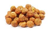 Hazelnuts — Stock fotografie