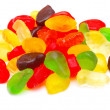 Candy on a white - Foto de Stock