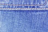 Fond bleu jeans — Photo