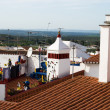 Royalty-Free Stock Photo: View on roof of Portugal city