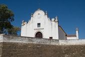 Catolic church in Alcotim, Potugal — Stock Photo