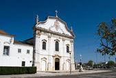 Catolic kyrka i estremos, potugal — Stockfoto