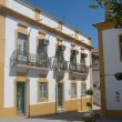 The typical house in Algarve, Portugal - 