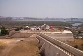 Fortezza di castro marim, portogallo — Foto Stock