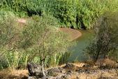 Landscape on river Guadiana, Portugal — Stock Photo