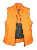 Orange jacket — Stock Photo