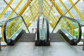 Escalator — Zdjęcie stockowe