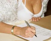 νύφη — Φωτογραφία Αρχείου