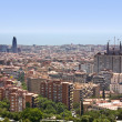 Royalty-Free Stock Photo: View of Barcelona