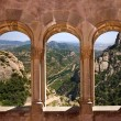 Montserrat mountain in Catalonia, Spain — Stock Photo