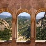Montserrat mountain in Catalonia, Spain — Stock Photo #4058201