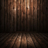 The brown wood texture with natural patterns — Stock Photo