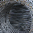 Wire for armature metal in bays. — Stock Photo #4808134