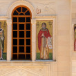 Mosaic Icons of Greek Orthodox Church — Stock Photo