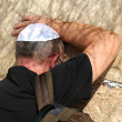 Stock Photo: At Wailing Wall