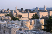 Old City of Jerusalem — Stock Photo
