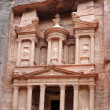 The Traesury at Petra — Stockfoto