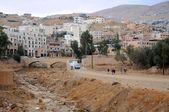 Town of Petra in Jordan — Stock Photo