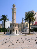 Konak Square in Izmir — Stock Photo