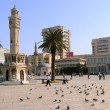 Konak Square in City of Izmir — Stock Photo #5374427