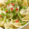 Royalty-Free Stock Photo: Pelmeni