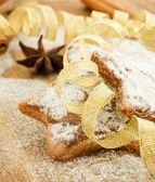 Choklad cookies — Stockfoto