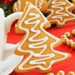 Gingerbread tree — Stock Photo #4263907