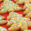 Gingerbread cookies — Stock Photo #4263940