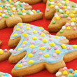 Gingerbread cookies — Stock Photo #4263942