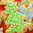 Gingerbread cookies — Stock Photo #4263945