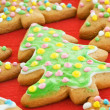 Gingerbread cookies — Stock Photo #4275574