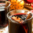 Mulled wine — Stock Photo #4275585