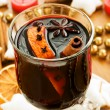Mulled wine — Stock Photo #4275592