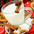Snack for Santa - Stock Photo