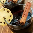 Mulled wine — Stock Photo #4364767