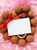 Sevgililer günü için tatlılar — Stok fotoğraf