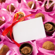 Stock Photo: Sweets for Valentine's Day