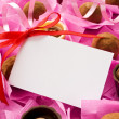 Sweets for Valentine's Day — Stock Photo #4744471