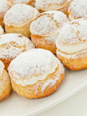 Semla — Stock Photo